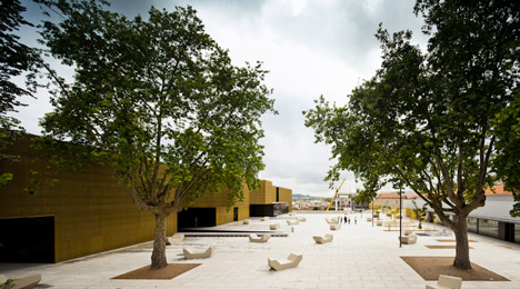 International Centre for the Arts Jose de Guimarães by Pitagoras Arquitectos