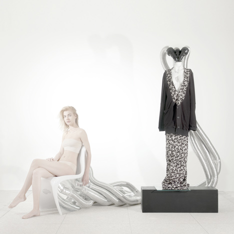 The Hu-Mannequin Project by Studio NminusOne