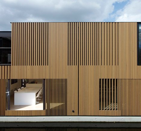Water Villa by Framework Architecten nd Studio Prototype