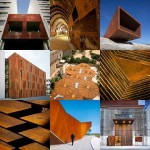 New Pinterest board Corten steel