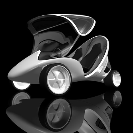 Z.Car by Zaha Hadid