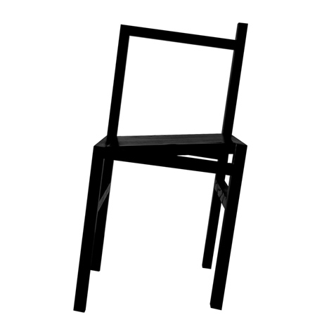 9,5° chair by Rasmus B. Fex