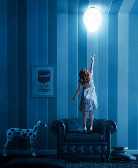 Balloon by Crous & Calogero for Estiluz