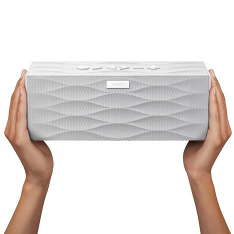 Big Jambox by Yves Behar for Jawbone at Dezeen Super Store
