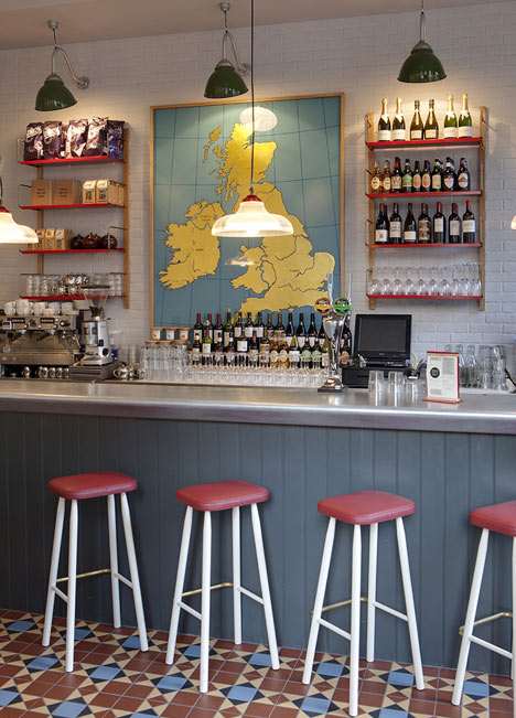 Canteen Covent Garden by Very Good & Proper