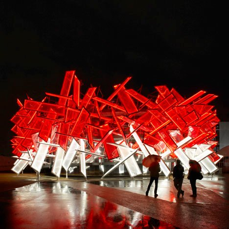 Coca-Cola Beatbox by Asif Khan and Pernilla Ohrstedt