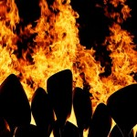 Controversy over London 2012 Olympic Cauldron