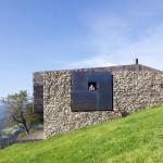 Farmstead Next to the Chapel by bergmeisterwolf