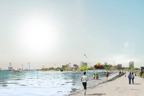 Floriade 2022 by MVRDV