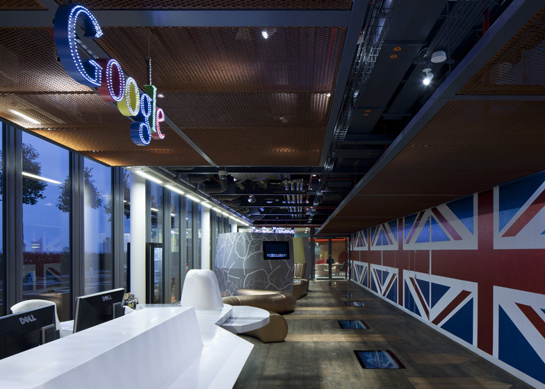 google london offices central st. Google London Offices Central St