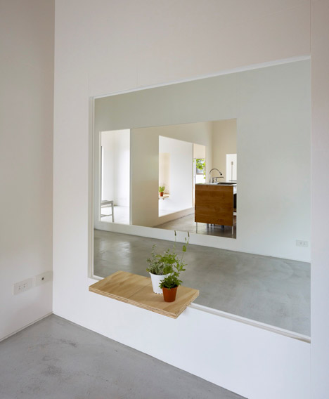 House in Amagi by Atelier Cube