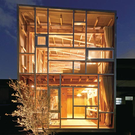House of Cedar by Suga Atelier