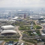 Interactive photo of London 2012 Olympic Park