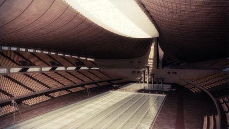 Kenzo Tanges Yoyogi Olympic Arena