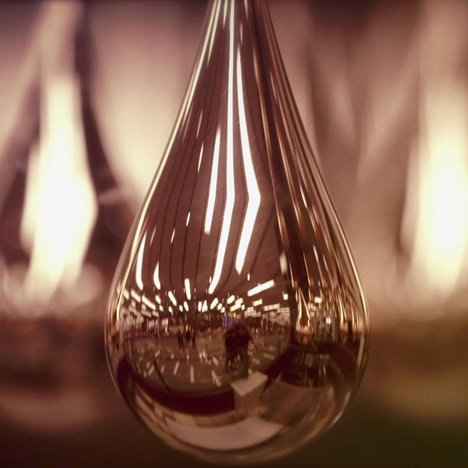Kinetic Rain by ART+COM