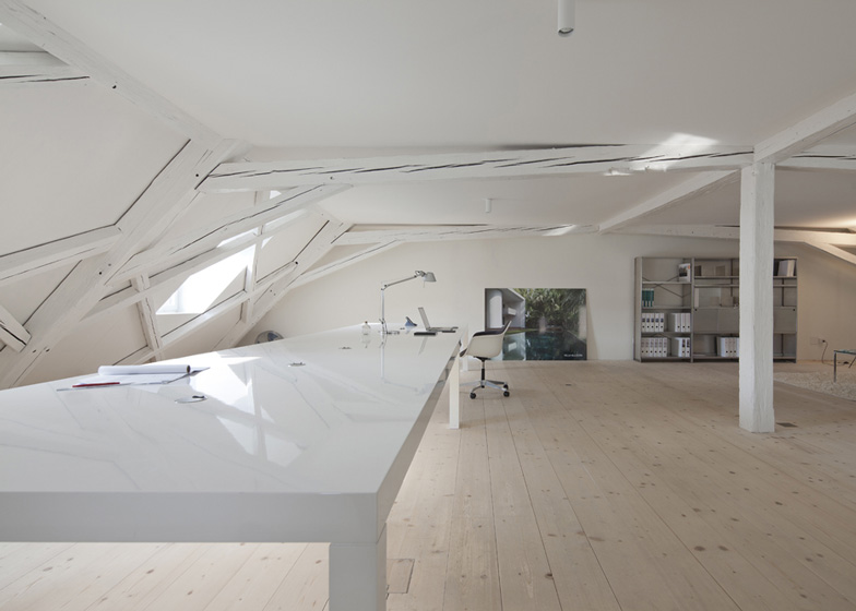Kirchplatz Office architects' studios