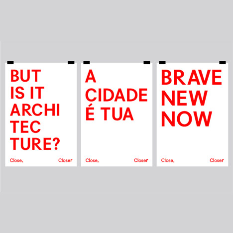 Details announced for Lisbon Architecture Triennale