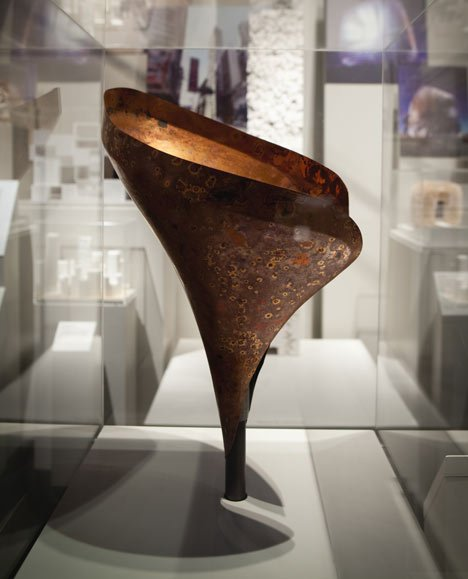 London 2012 Olympic Cauldron by Thomas Heatherwick: model and drawings