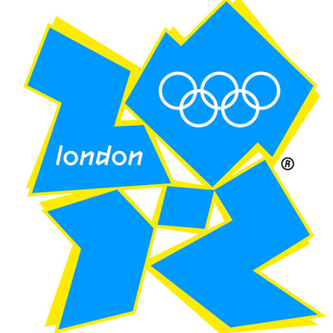 London 2012 Olypmic logo