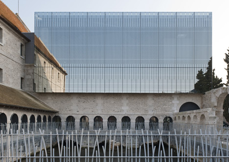 Music School Louviers by Opus 5