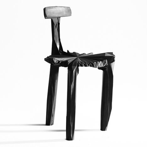 Nóize Chairs by Estudio Guto Requena