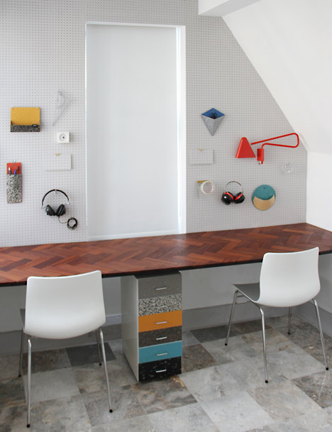 Office for Emu Films by Studio Swine