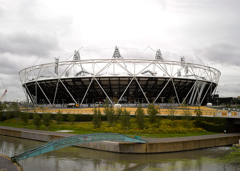 Olympic Stadium by Populous