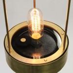 Orbit lamps by Raymond Paulson at New Designers