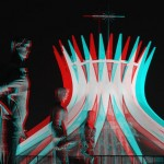 Oscar Niemeyer in 3D by Vicente de Paulo