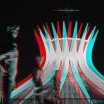 Oscar Niemeyer in 3D by Vicente de Paulo