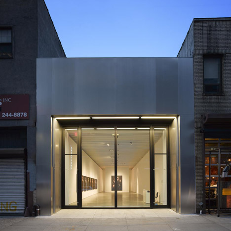 Paul Kasmin Gallery 27th Street by studioMDA