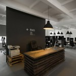 Pride&Glory Interactive office by Morpho Studio