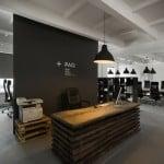 Pride&Glory Interactive office by Morpho Studio
