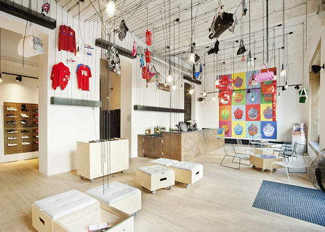 Puma Social Club by EDIT! Architects