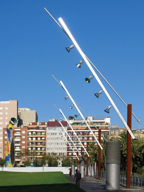 Qatar accused of ripping off Barcelona street lighting