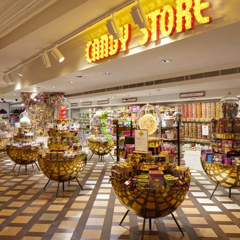 Shed create gender-neutral toy department at Harrods