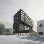 Sugar Hill housing by Adjaye Associates