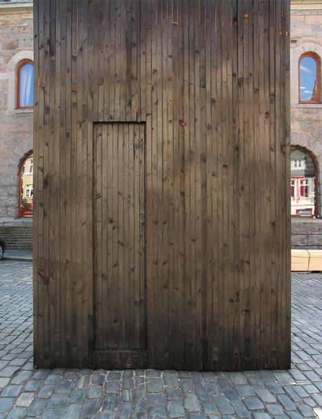 The Bergen Safe House