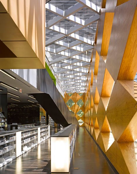 The Francis Gregory Library by Adjaye Associates