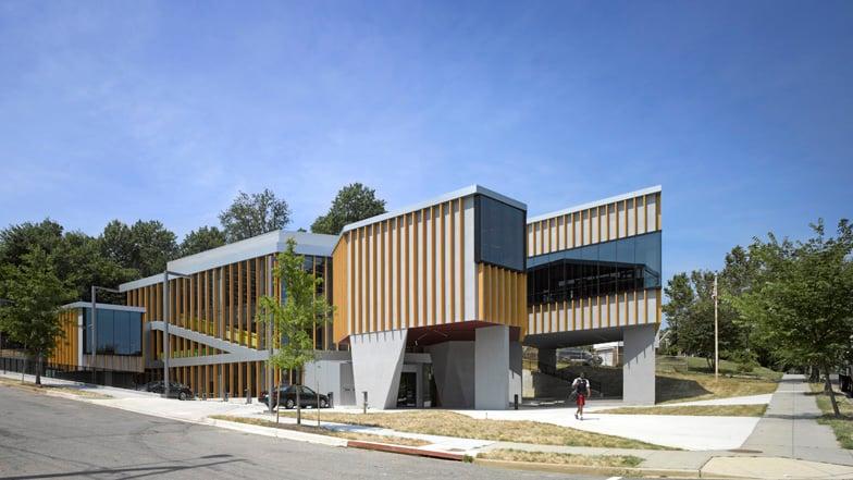 The William O. Lockridge/Bellevue Library by Adjaye Associates