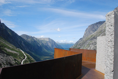 Trollstigen by Reiulf Ramstad Architects