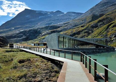 Trollstigen by Reiulf Ramstad Architects