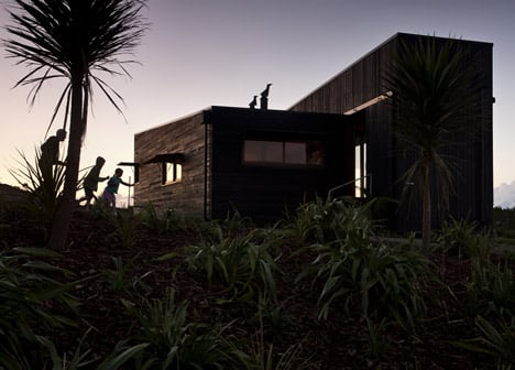 Tutukaka House by Crosson Clarke Carnachan
