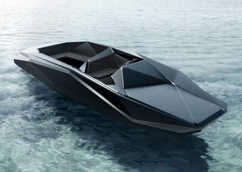 Z Boat By Zaha Hadid Dezeen