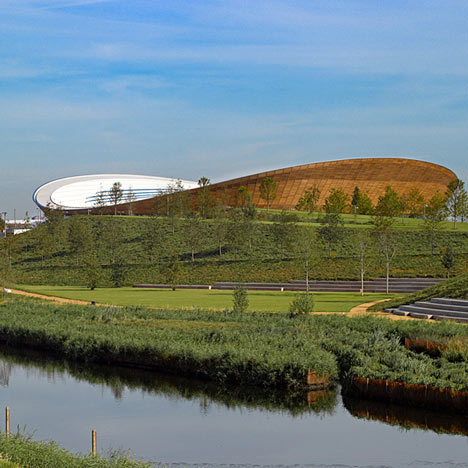 Slideshow feature: London 2012 Olympic architecture photographed by Edmund Sumner