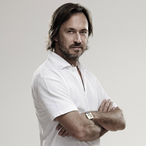 "The design industry is ""really pathetic"" says Marc Newson"