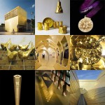 New Pinterest board: gold