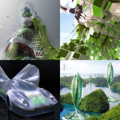 Dezeen archive: algae