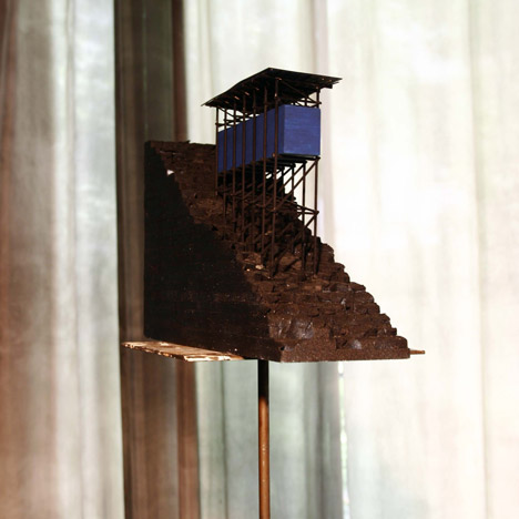 Architectural Models by Peter Zumthor