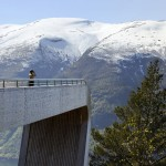 Aurlandsfjellet Tourist Route opens
